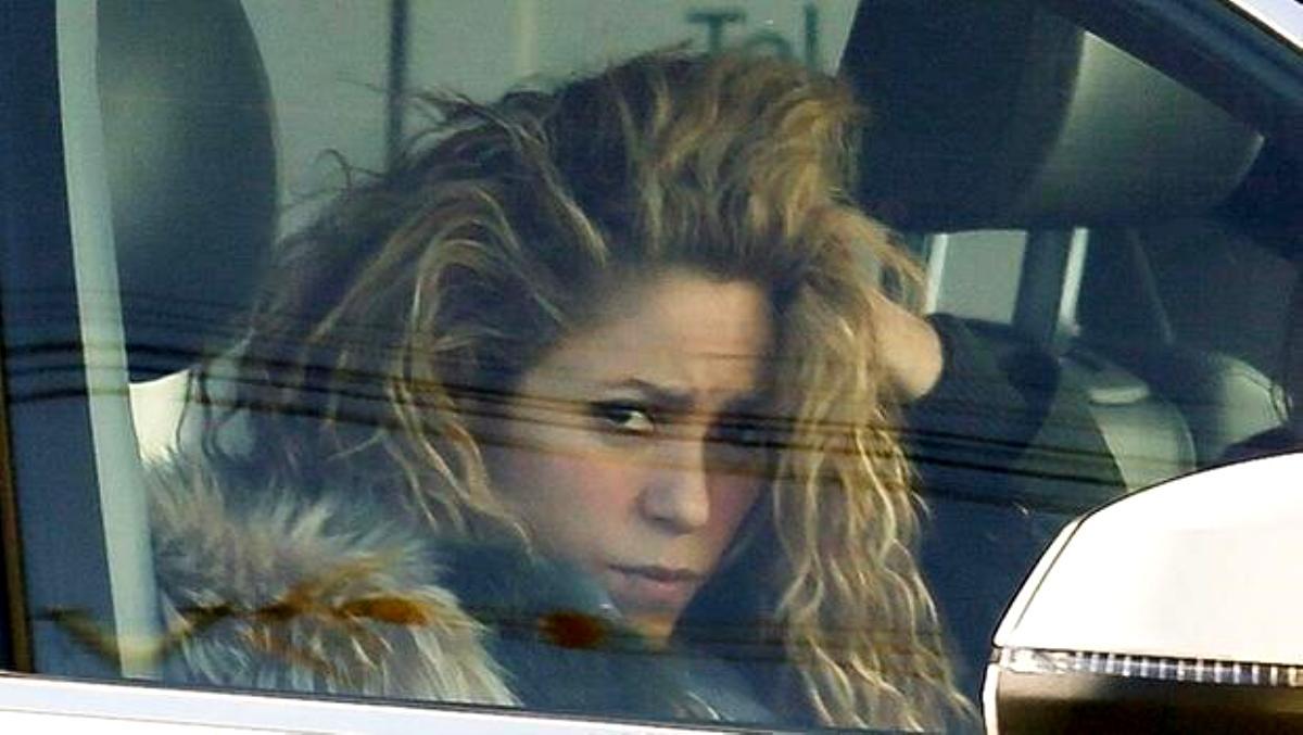 Shakira parkta yaban domuzlarının saldırısına uğradı: Başına geleni ağlaya ağlaya anlattı