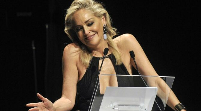 Sharon Stone'un Meryl Streep'i hedef alan sözleri sosyal medyada olay oldu