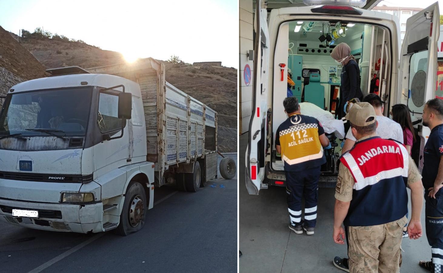 Siirt Valiliği: Göçmenlerin Olduğu Kamyondan Açılan Ateşe Karşılık Verildi, 2 Kişi Öldü, 12 Kişi Yaralandı