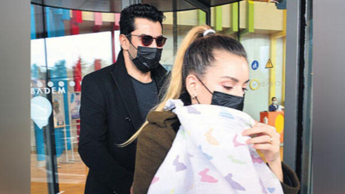 Sinem Kobal ve Kenan İmirzalıoğlu hastanede