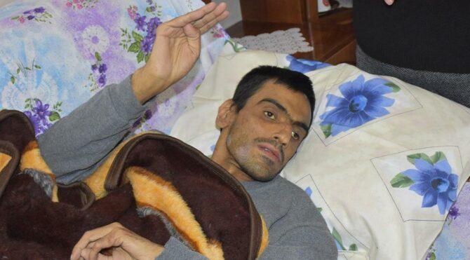 Siroz hastası Volkan, acil donör bekliyor