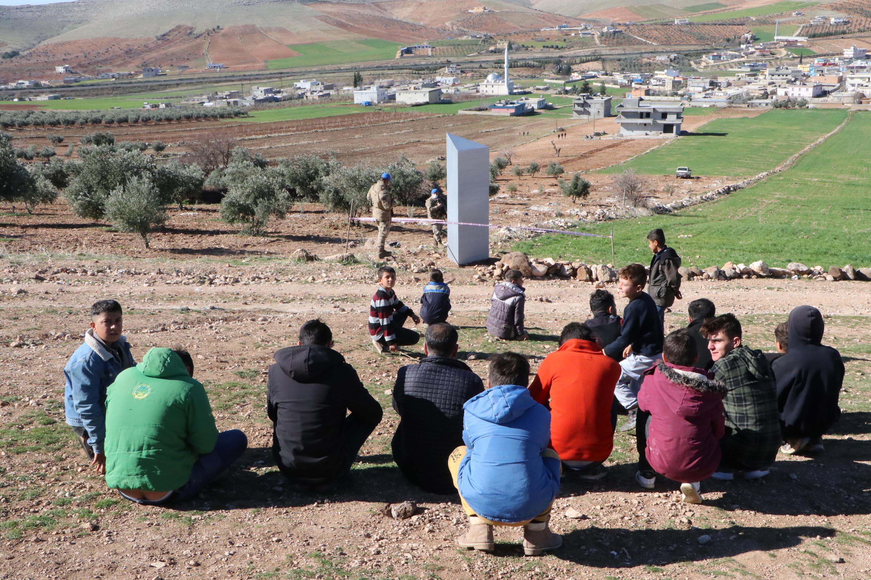 Sırrı Çözülemedi: Jandarmanın Göbeklitepe'de 'Monolit' Nöbeti Devam Ediyor