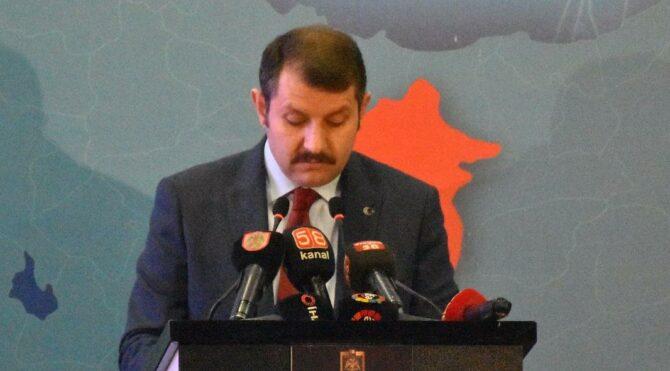 Sivas Valisi Ayhan: Corona aşıları geldi, ilk sağlık çalışanlarına uygulanacak