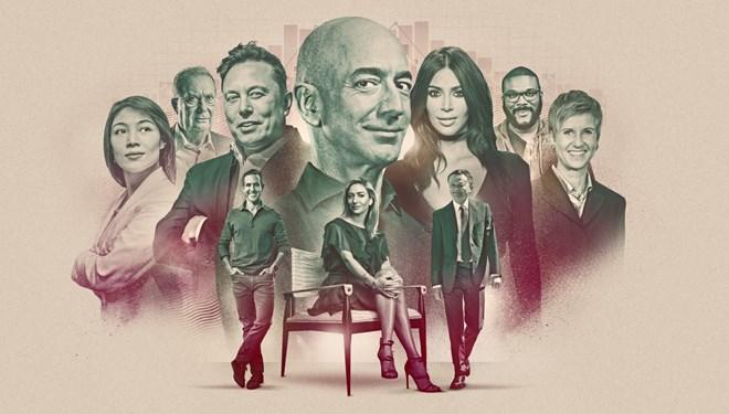 Skandal Ortaya Çıktı: Bezos ve Musk'ın Vergi Oyunu...
