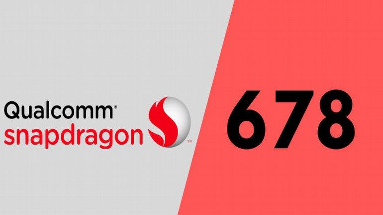 Snapdragon 678 ortaya çıktı