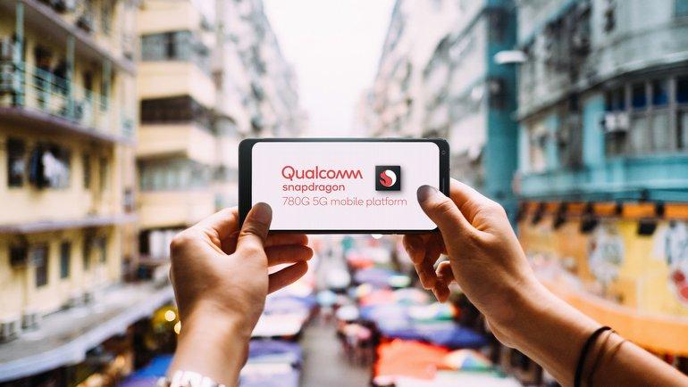 Snapdragon 780G tanıtıldı