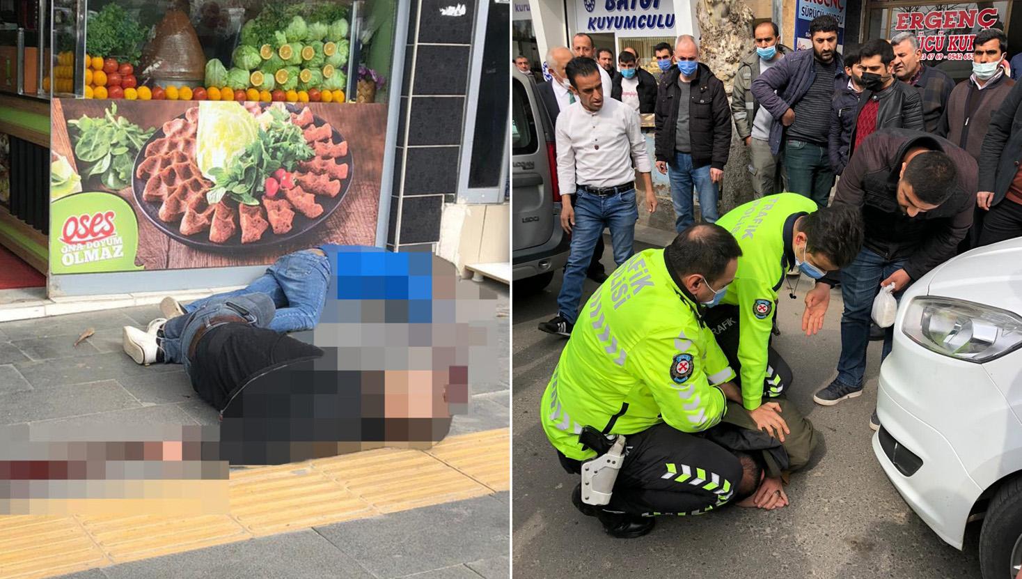 Sokak Ortasında Kurşun Yağdırdı, 3 Kişi Hayatını Kaybetti!