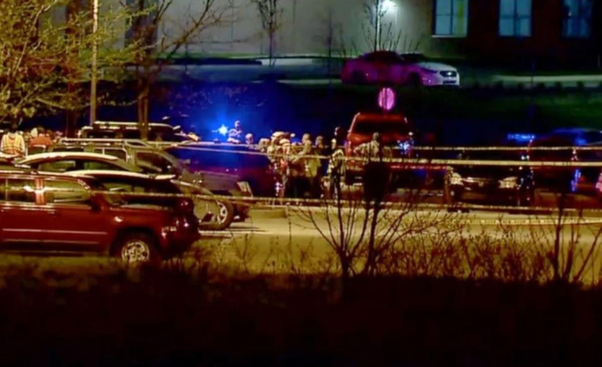 Son Dakika! ABD'de dünyaca ünlü lojistik firması FedEx'in merkezine düzenlenen silahlı saldırıda 8 kişi öldü