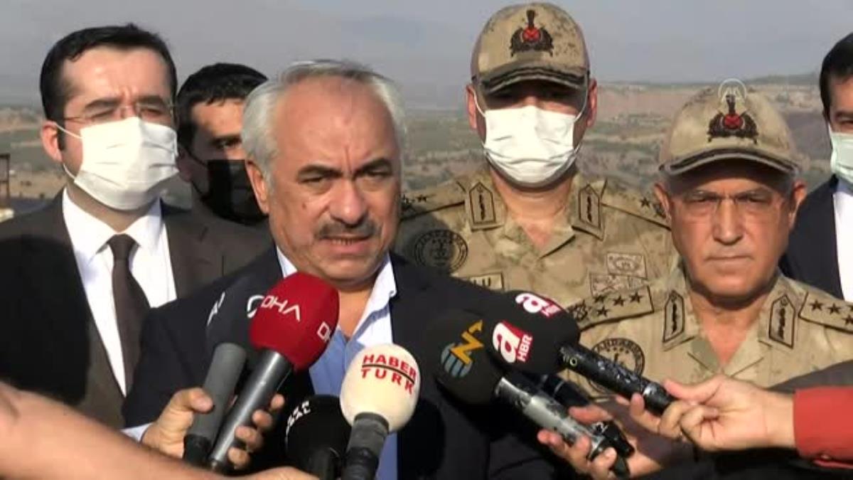 Son dakika: DİYARBAKIR - Jandarma Genel Komutanı Orgeneral Çetin: