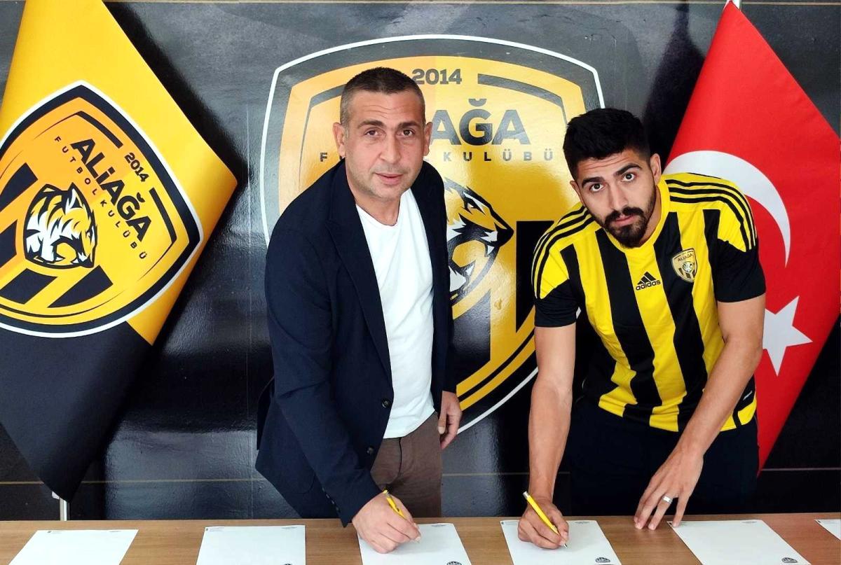 Son dakika haber: Aliağaspor FK'dan 5 transfer birden