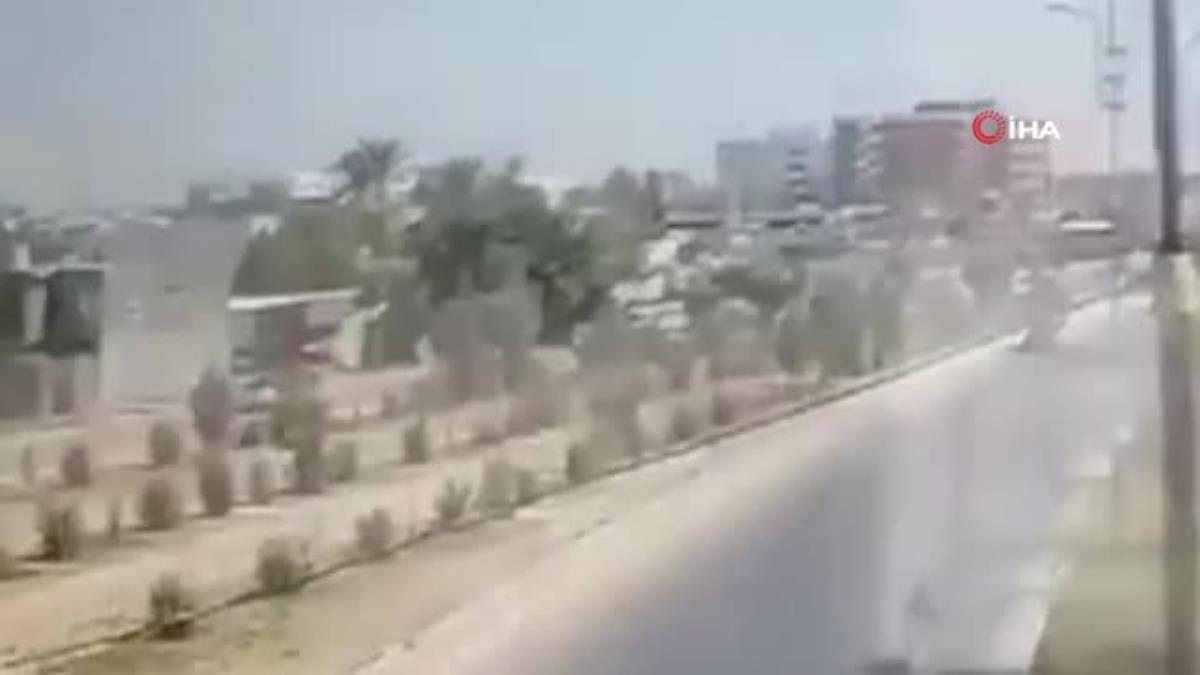 Son dakika haber! Irak'ta polise yönelik saldırı engellendi, üzerindeki patlayıcı infilak eden saldırgan öldü
