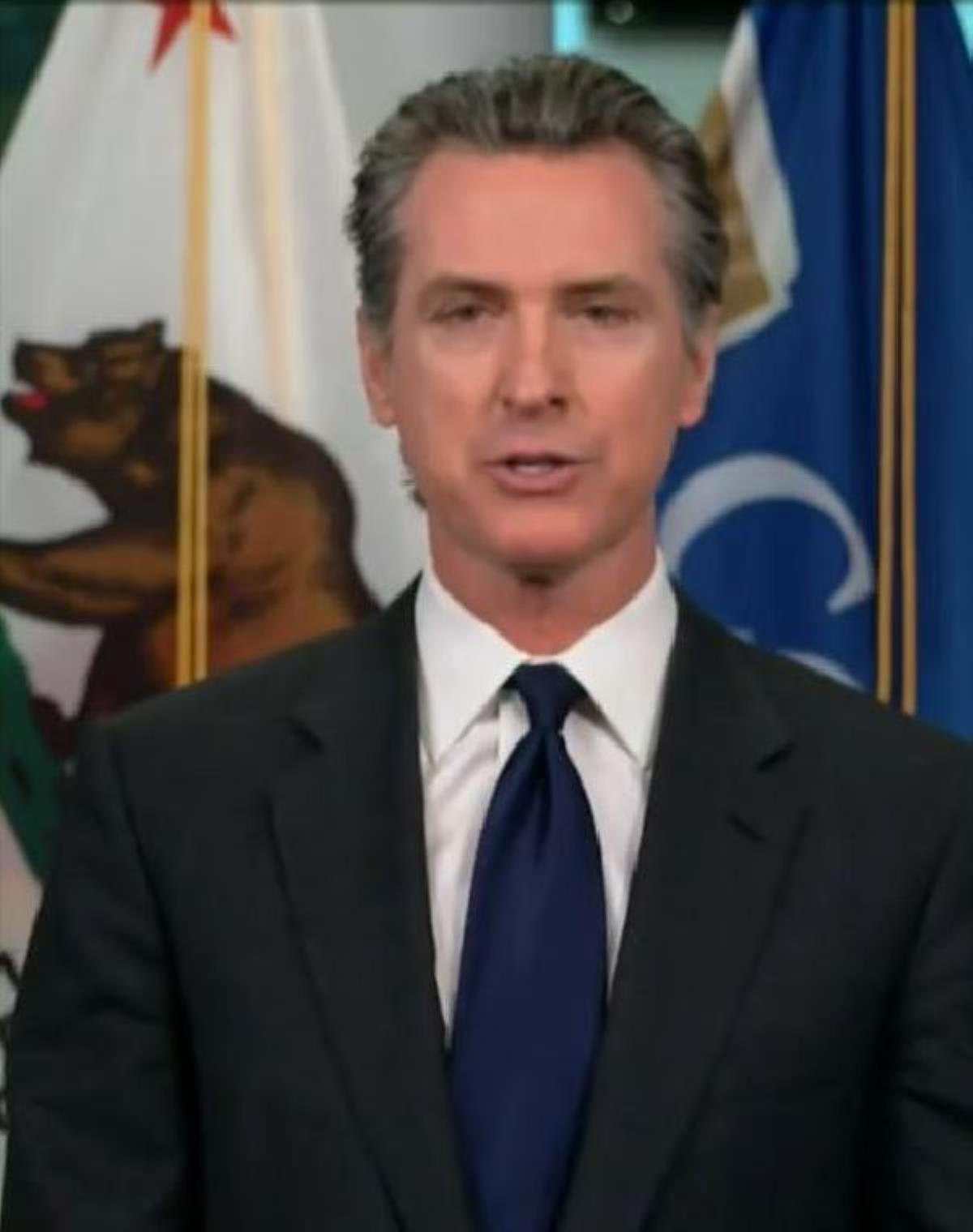 Son dakika haberi | ABD'de vahim durum: Kaliforniya Valisi 5 bin ek ceset torbası satın alındığını açıkladı