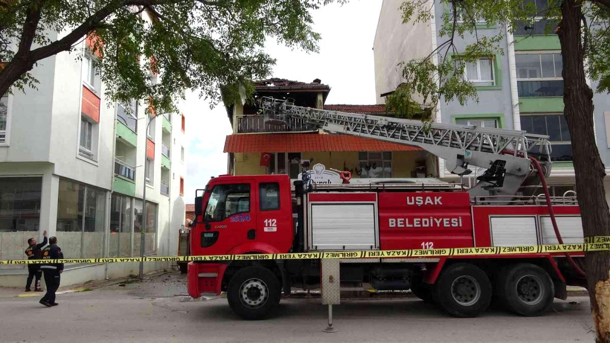 Son dakika haberi | Apartmanda çıkan yangın paniğe neden oldu