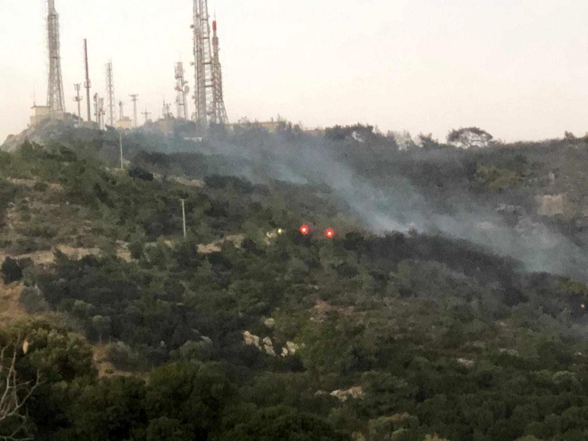 Son dakika haberi   Bodrum'da makilik alanda yangın