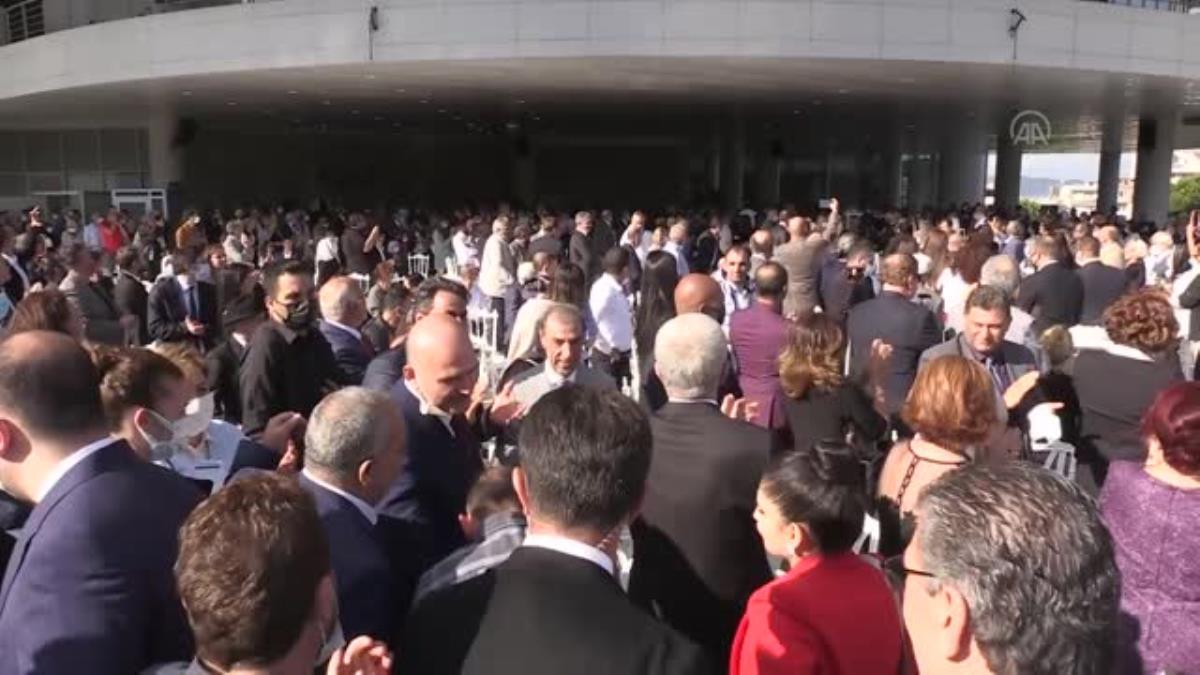 Son dakika haberleri! İçişleri Bakanı Soylu, nikah törenine katıldı