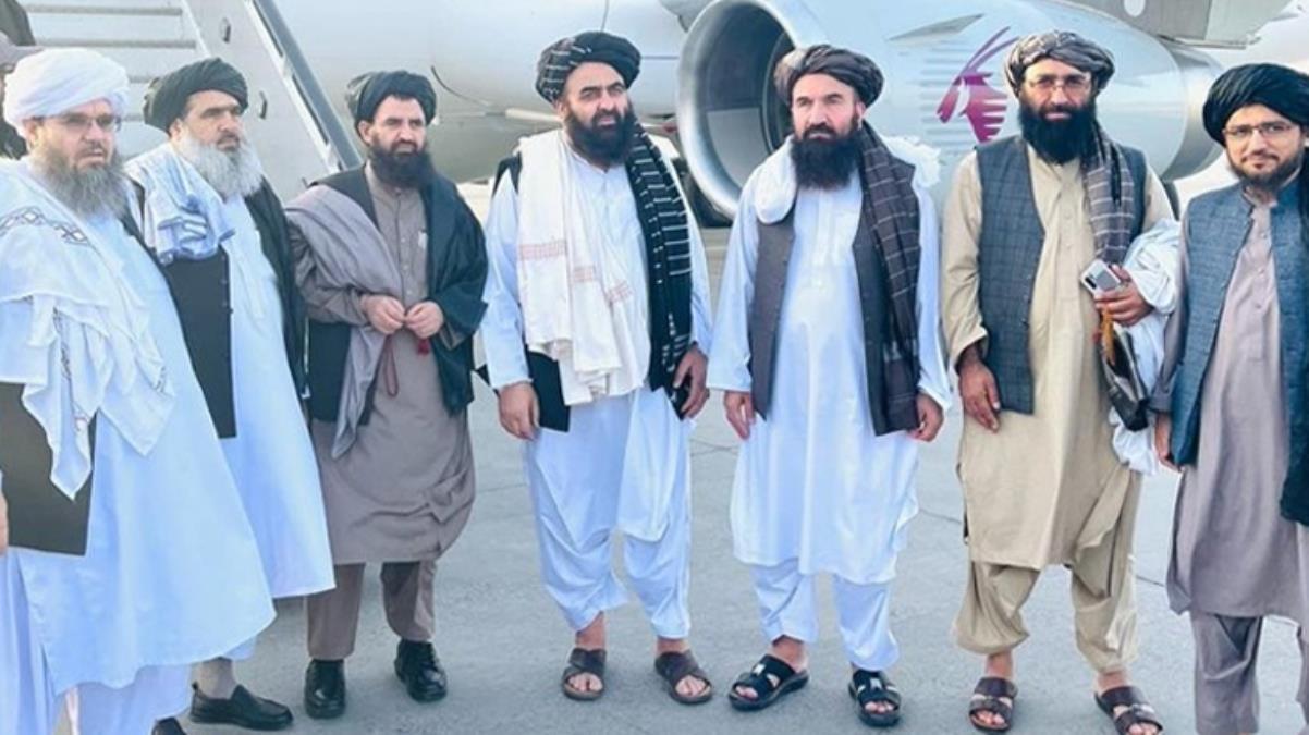 Son dakika: İlk resmi temas! Taliban heyeti bugün Bakan Çavuşoğlu'nun davetiyle Türkiye'ye geliyor