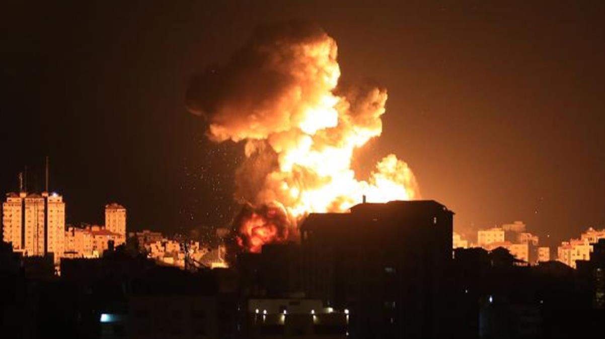 Son Dakika: İsrail'in Gazze saldırılarında bilanço ağırlaşıyor! Can kaybı 103'e yükseldi