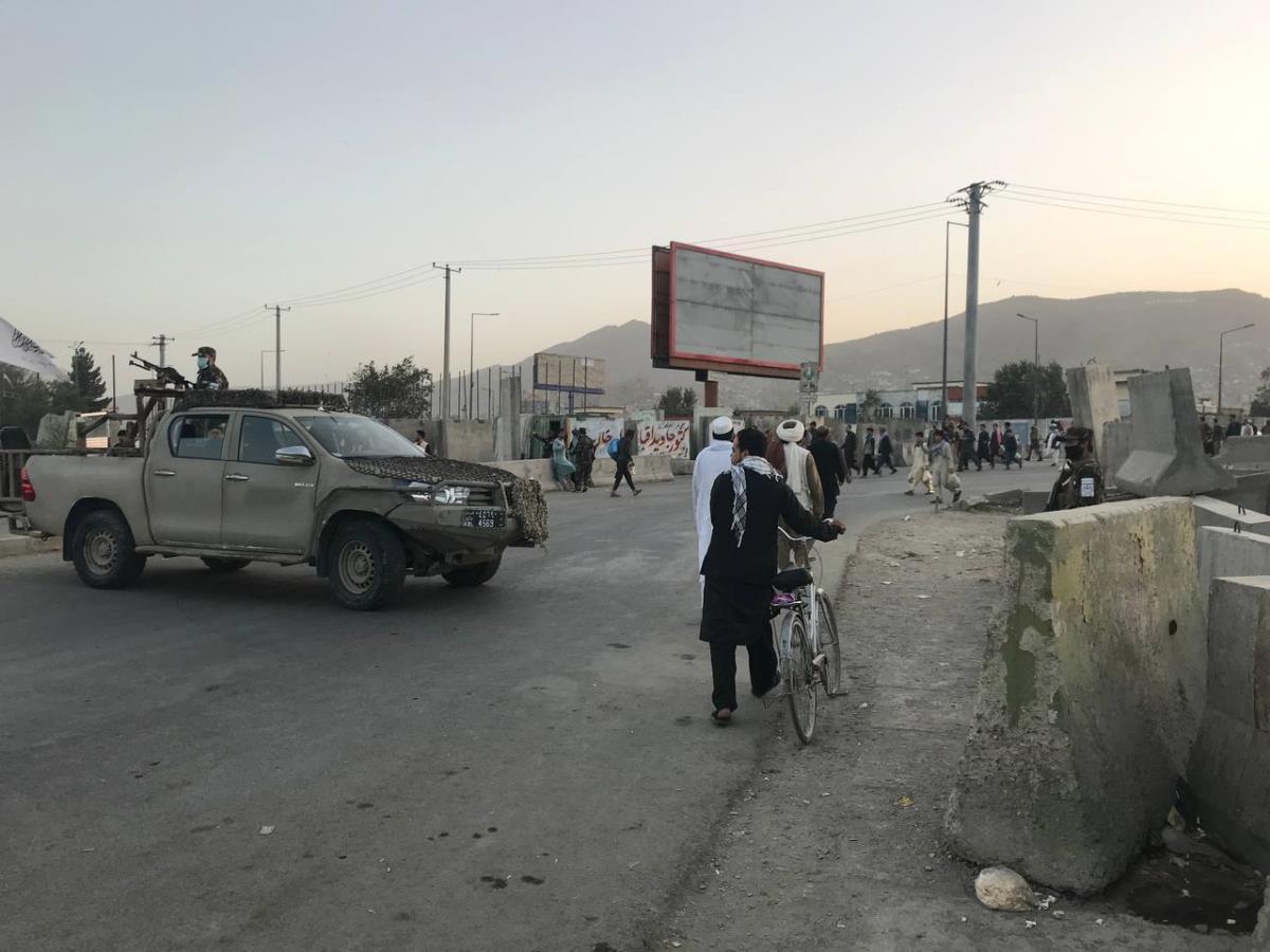 Son Dakika | Kabil'de caminin girişinde düzenlenen bombalı saldırıda 2 kişi öldü, 4 kişi yaralandı
