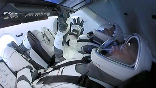 Son Dakika: NASA'nın 9 yıl sonradan düzenleyeceği birincil insanlı uzay seferi 30 Mayıs'a ertelendi