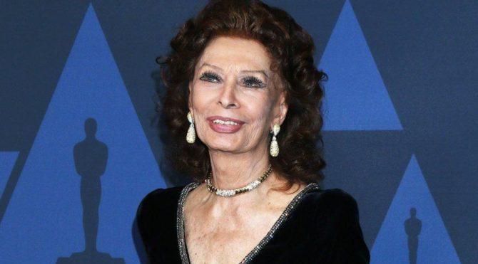Sophia Loren'in en büyük pişmanlığı