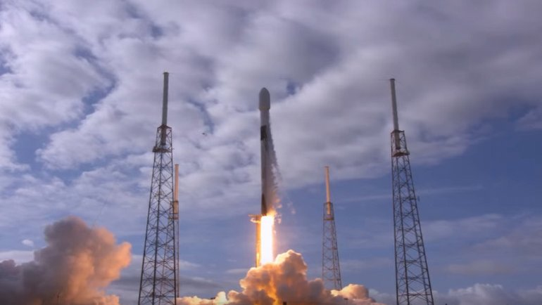SpaceX'ten yeni uzay rekoru