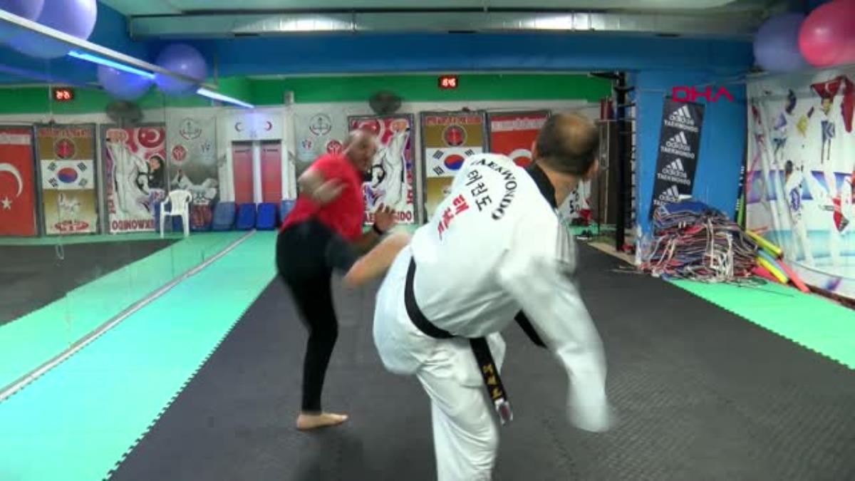 SPOR Para tekvando milli sporcusu Sabit'in hedefi dünya şampiyonluğu