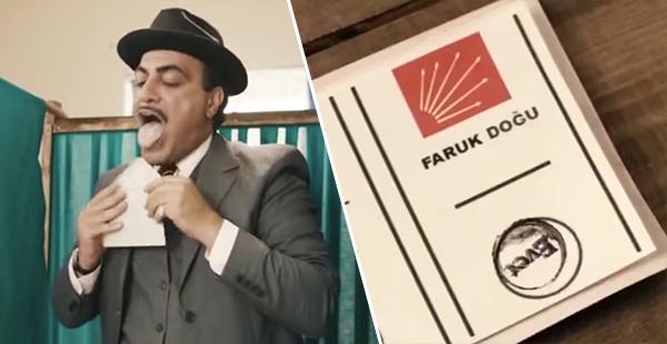 Star Tv'de Yayınlanan 'Hükümet Kadın 2' Filmindeki 'CHP'ye Oy Verme' Sahnesi Sansüre Uğradı