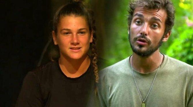 Survivor'da Cemal Can'ın Nisa kararı şaşırttı