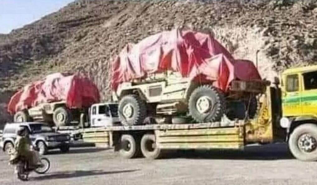Taliban, ABD'den Kalan Silahları Satmak İçin Pakistan'a Götürüyor: Başka Terörist Grupların Eline Geçebilir
