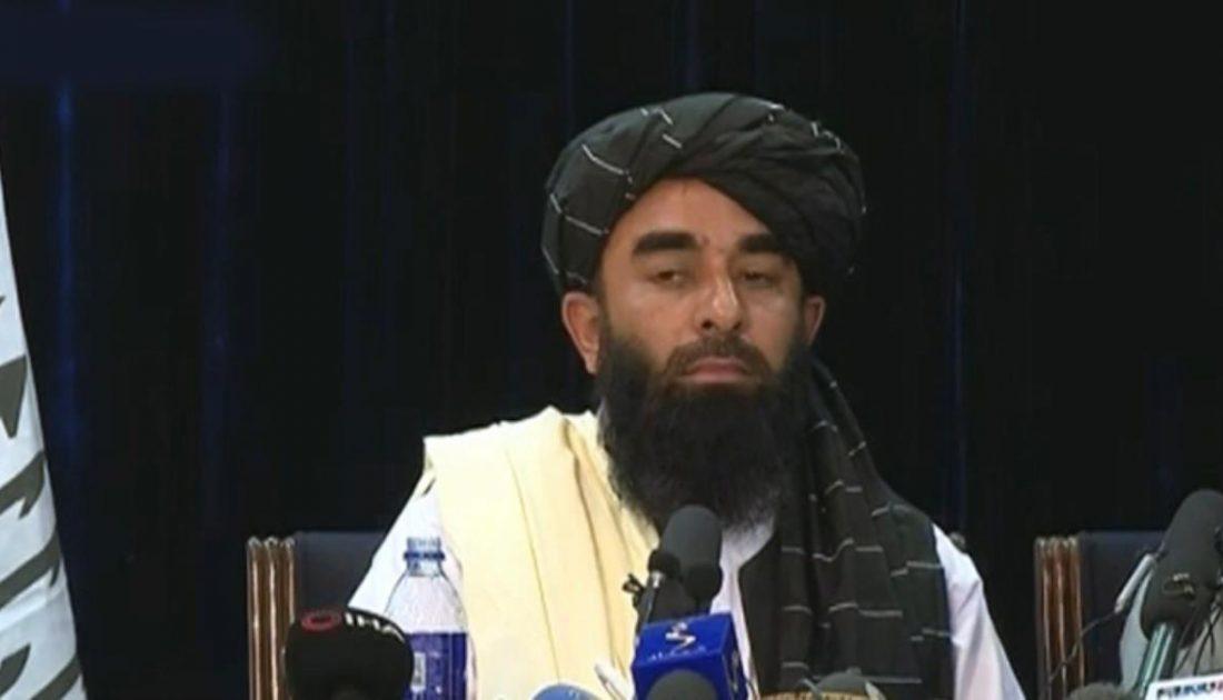 Taliban Sözcüsü: 'Şeriat Altında Kadın Haklarına Bağlıyız'
