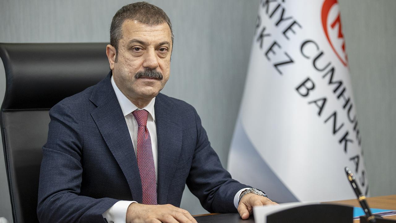 TCMB Başkanı Kavcıoğlu Yıl Sonu Enflasyon Tahminini Açıkladı