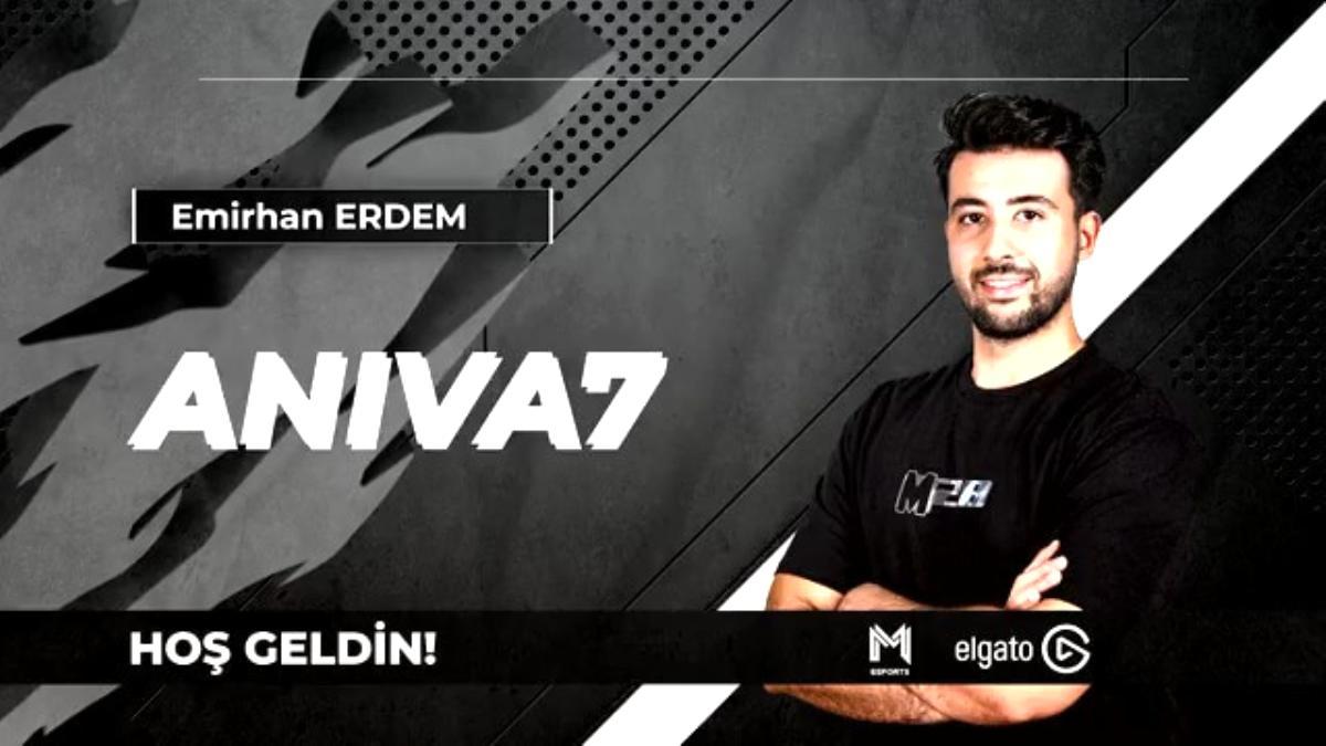 Team Demiral Esports FIFA kadrosunu Emirhan