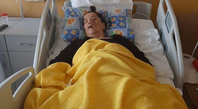 Tedavisinde siniri kesilince yüz felci geçiren kadın öldü