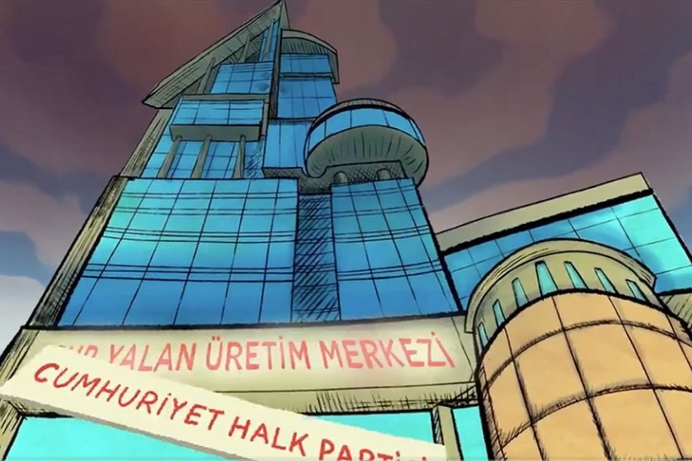 Ters Tepmişti: 'CHP Yalan Üretim Merkezi' Videosunu Erdoğan Kaldırttı İddiası