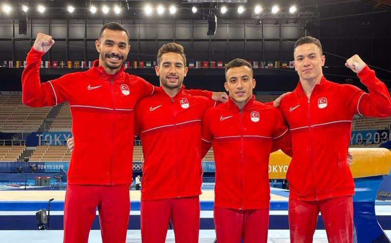 Tokyo 2020: Artistik Cimnastikte Türk Sporcular Finale Yükseldi