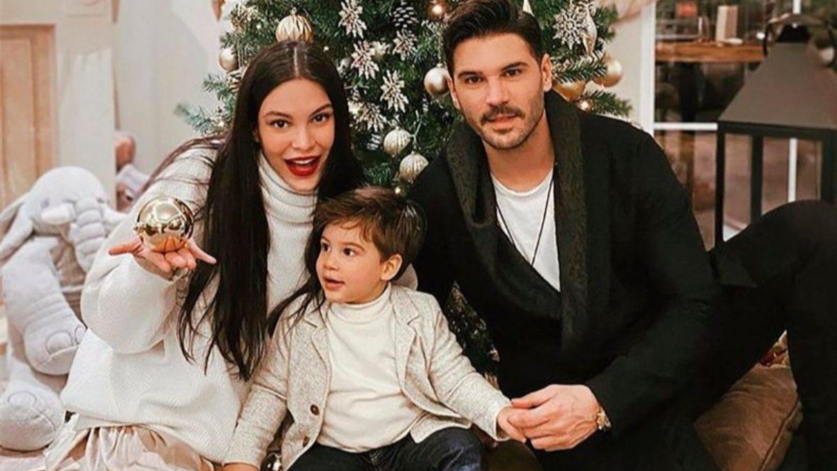 Tolgahan Sayışman'ın eşi Almeda Abazi ve oğlu Efe de pozitif çıktı