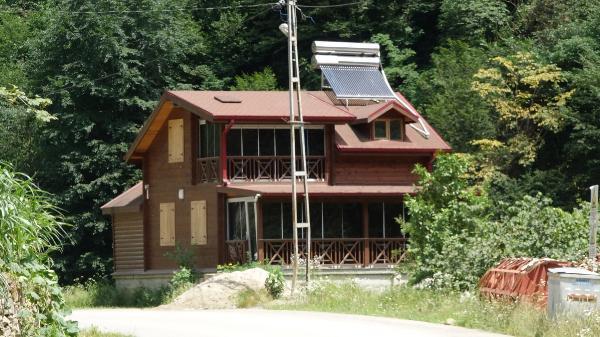 'Tosuncuk' Memleketine Kaçak Villa Yaptırmış