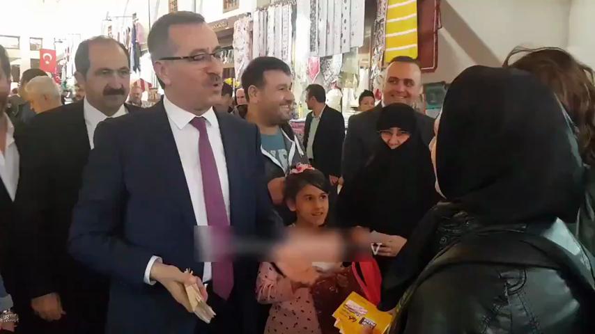 Trabzonlulardan Özür Diledi: Kahramanmaraş Belediye Başkanı, 'Sizi Biz Müslüman Yaptık