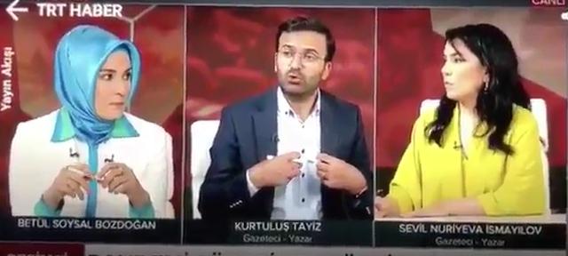 TRT Haber'de Ekonomi Yorumu: 'Eksi Bilmem Nelerden, Artı Bilmem Nelere Kalktık'