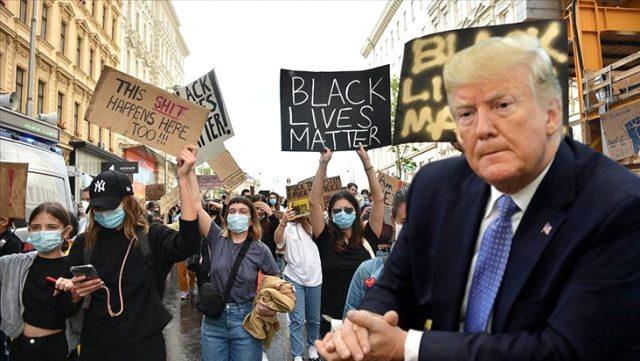 Trump köşeye sıkıştı! Protestolara karşısında 10 bin asker talebi Savunma Bakanlığı göre reddedildi