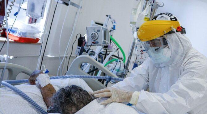 TTB : Bir ayda vaka sayıları beşe, resmi ölüm sayıları üçe katlandı