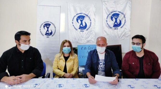 Tunceli'de skandal! Sağlık çalışanları 1 saat ayakta bekletilip sorgulandı