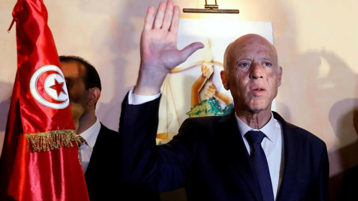 Tunus'ta Cumhurbaşkanı Said'den ikinci darbe! Nahda Hareketi ve Tunus'un Kalbi partileri hakkında soruşturma başlatıldı