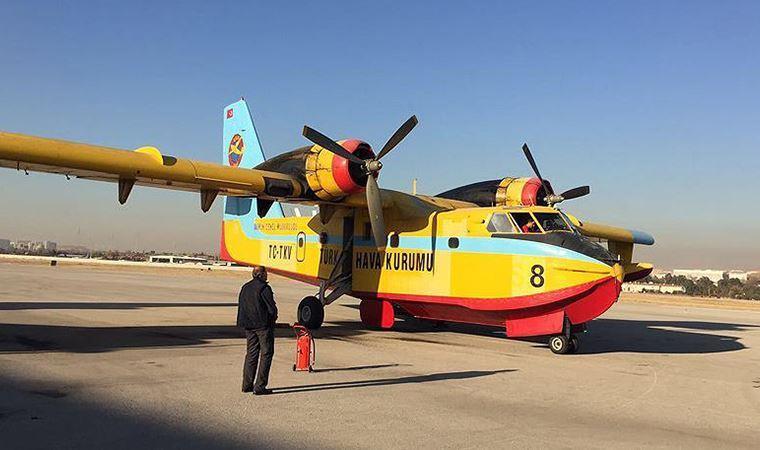 Türk Hava Kurumu'ndan Yangınlarla İlgili Açıklama