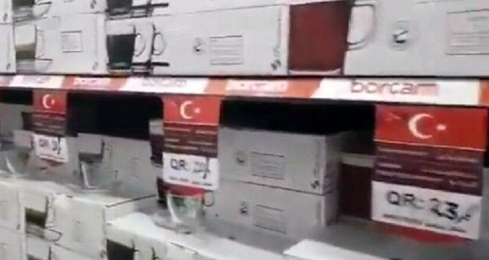 Türk malları Suudi Arabistan'a Giremiyor! Yüzlerce Konteyner Gümrük Kapısında