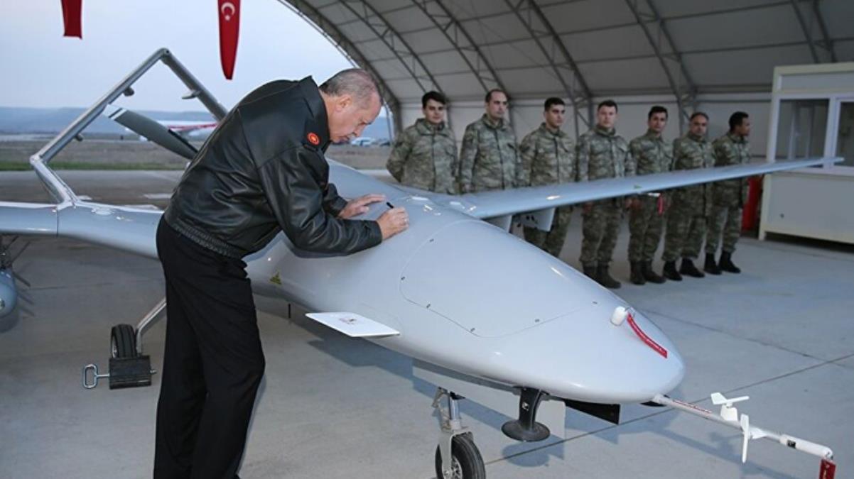 Türk SİHA'larının sahadaki başarısı İngilizlere ilham oldu! Envantere ekleyecekler