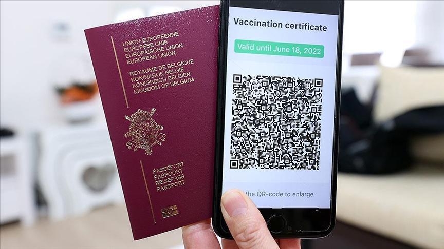 Türkiye AB'nin Aşı Sertifikası Sistemine Dahil Edildi