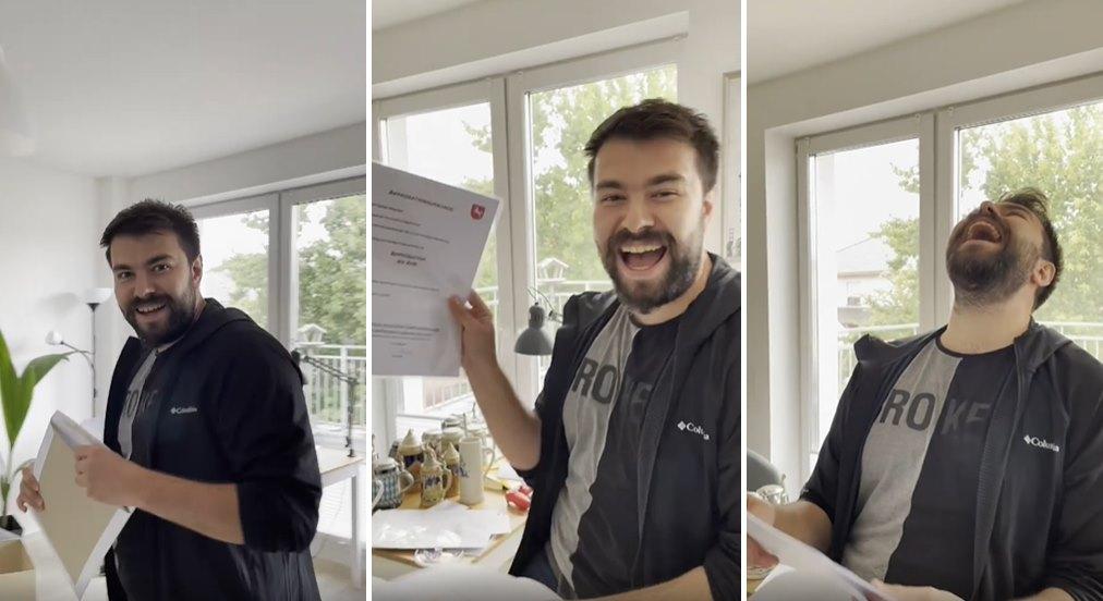Türkiye Bir Doktor Kaybetti Almanya Approbierter Arzt Kazandı: Almanya'da Denklik Alan Doktorun Sevinç Anları