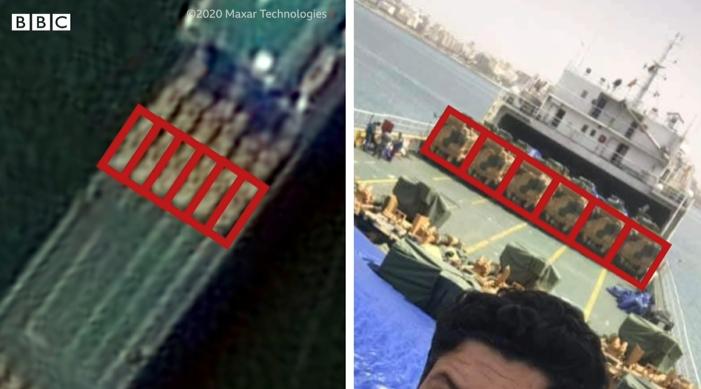 Türkiye'den Libya'ya Giden 'Hayalet Gemiler'