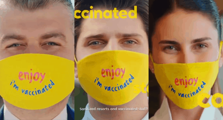 Türkiye'nin 'Aşılandım' Maskeli Turizm Reklamı Tepki Çekti: Peki Diğer Ülkeler Nasıl Reklamlar Yayınladılar?